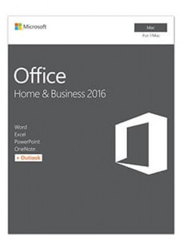 Microsoft Office For Mac Home & Business 2016 Activation Key