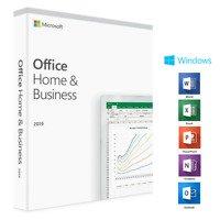 Microsoft Office Home and Business 2019 / 1 device, Windows 10 PC/Mac Key Card