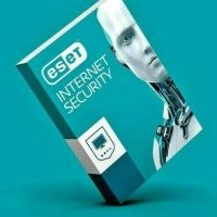 ESET nod32 Internet Security 2019 1 PC, 1 year, global, ESD antivirus