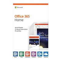 MICROSOFT Office 365 Home – 1 year for 6 users – Fast Activation Key