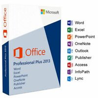 Microsoft Office Professional Plus 2013 Product Key - Fast Email Delivery