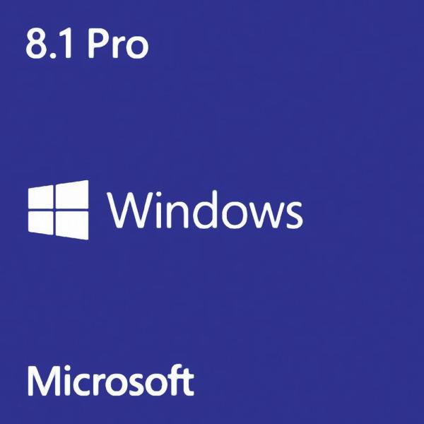 Windows 8.1 Pro 32 / 64bit Professional License Key