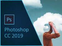 adobe Photoshop CC2019 Complete video Tutorial MasterClass