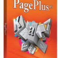 Serif Page Plus X5 Desktop Publishing Software New