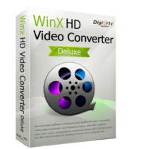 WinX HD Video Converter Deluxe 5 Full Version Fast Delivery via email message