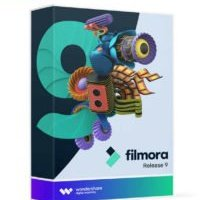 Wondershare Filmora 9 Full Version Windows Lifetime Licence Key Email Delivry