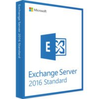Microsoft Exchange Server 2016 Standard Product Key - Fast License key Delivery
