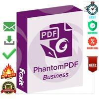 Foxit Phantom PDF Business 9.7.1 | PDF Editor, Creator & Converter
