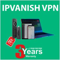 IP Vanish VPN 3 Years Account - Best VPN | Fast Email Delivery