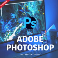 Adobe Photoshop CS6 2019 Lifetime Activation for Windows