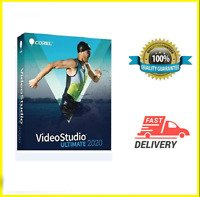 Corel VideoStudio Ultimate 2020 Lifetime Activation