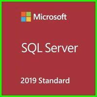 Microsoft SQL Server 2019 Standard Activation Key- Email Delivery