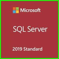Microsoft SQL Server 2019 Standard Activation Key- Email Delivery
