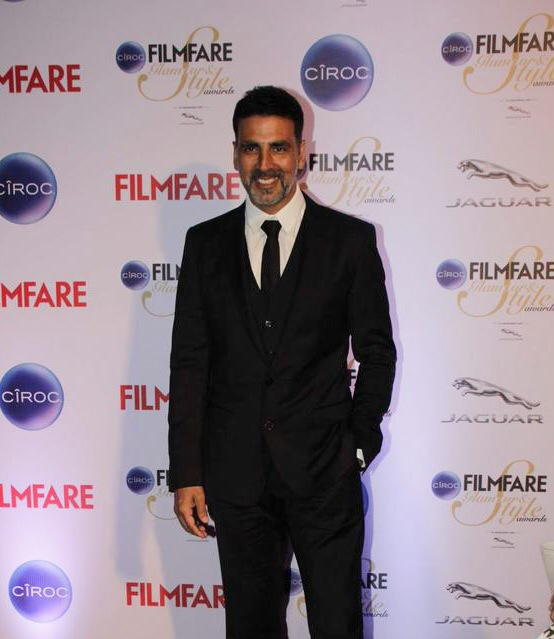 Winners of Ciroc Filmfare Glamour and Style Award 2015