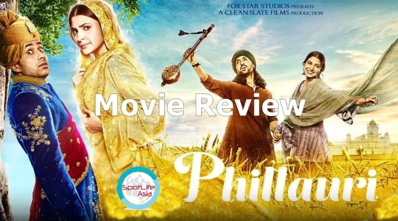 Movie Review: Anuska Sharma as The Bride Spirit in PHILLAURI