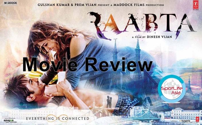 Movie Review: Raabta