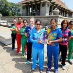 Vegetarian power during Womens ICC World Cup