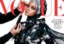Hijab wearing model Halima Aden breaks barriers on runway