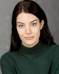 LISI BELYOVSKA by Kate McDonald