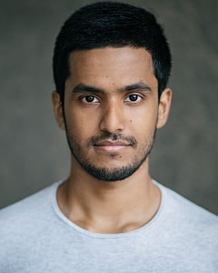 CHIRAG BENEDICT LOBO by Dave Buttle