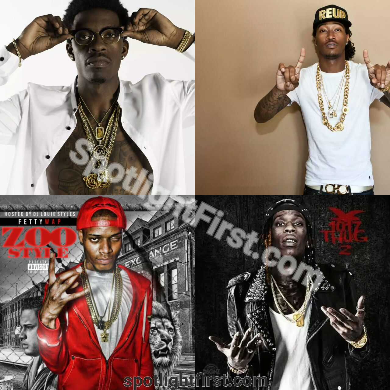 Future, Fetty Wap, Young Thug or Rich Homie Quan?
