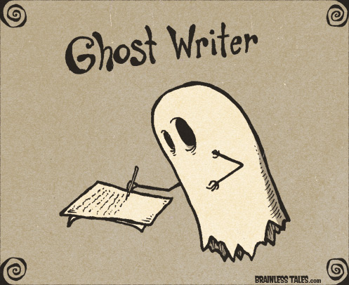 Image result for ghostwriter