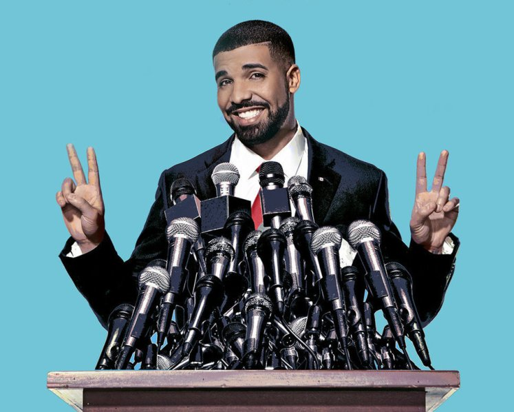 """Drake alone has racked up 4.7 billion streams this year and topped the Spotify Most Streamed Artist of the Year. His summer smash """"One Dance"""" is first song to reach over 1 billion streams"""