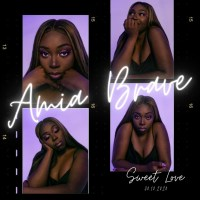 South London singer-songwriter Amia Brave releases brand new single 'Sweet Love'