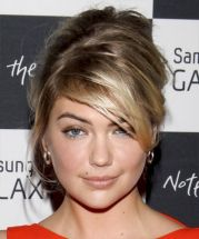 keeping with kate upton hairstyles