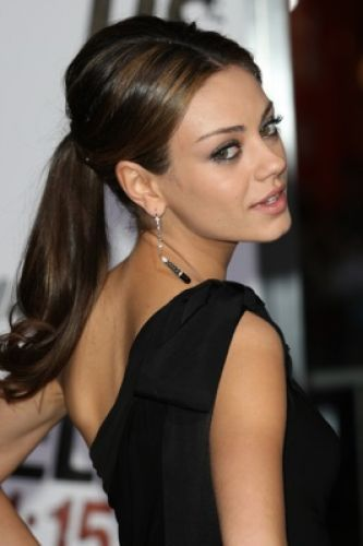 30 Sexy Ponytail Hairstyles Straight Hairstyles Ideas Walk The