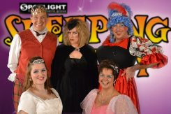 Saturday Afternoon? It's Panto Matinee Time!
