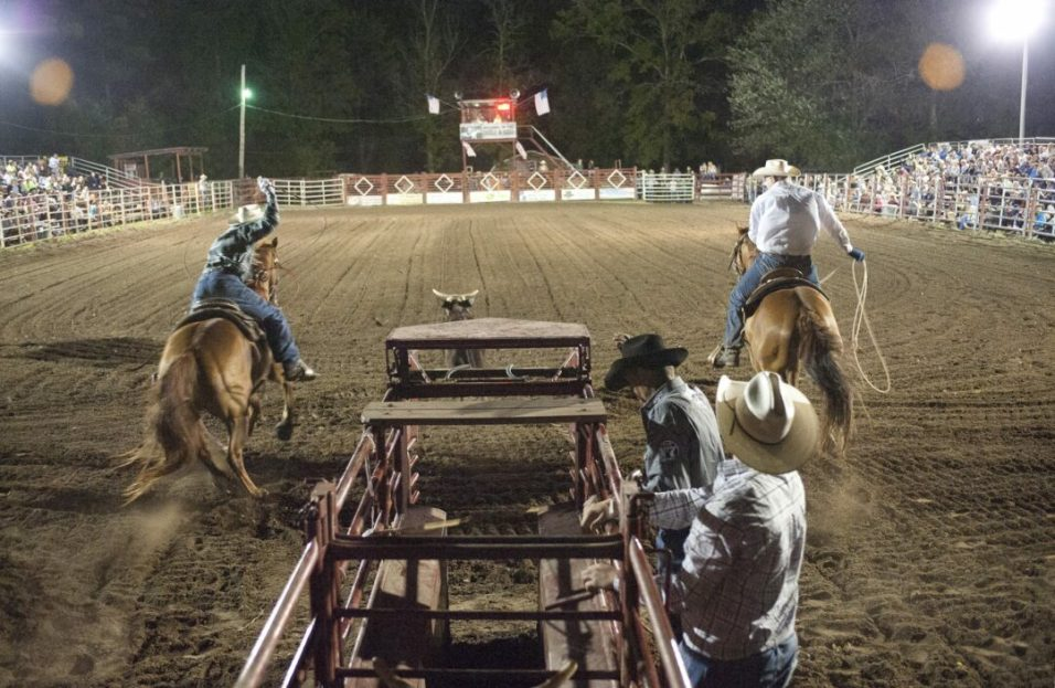 Double M Rodeo on August 7 in Ballston Spa.