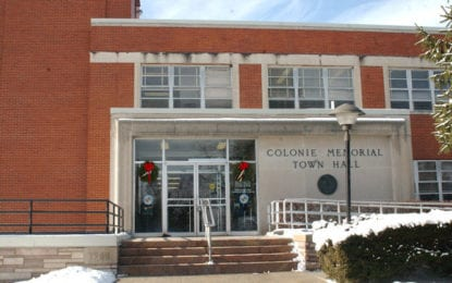 Colonie to televise Town Board meetings