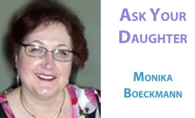 Ask Your Daughter: My heroes