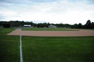 Field No. 5 at the Elm Avenue Park is where Bethlehem Mickey Mantle teams have called home for several years. — Photo by Michael Hallisey/Spotlight