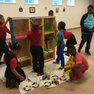 Free art class for children Monday, June 13, at 6:30 p.m. at The Barn. Submitted photo