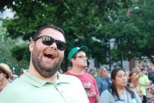 Ed Lass at Alive @ 5   Thursday, July 21 Ali Hibbs/Spotlight