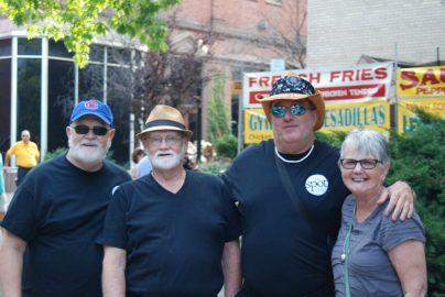 Decker crew at Alive @ 5 Thursday, July 21 Ali Hibbs/Spotlight