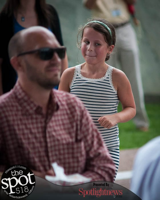 Made in the Shade at The Egg, Aug. 31