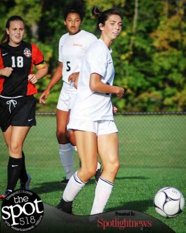 SPOTTED: Bethlehem vs Mohonasen girls soccer Sept 29 at Bethlehem