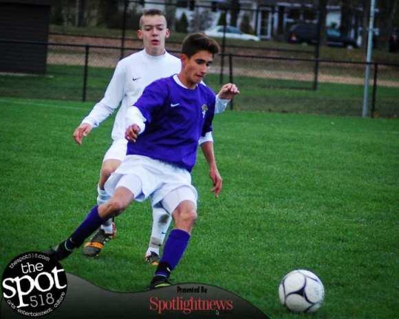 SPOTTED: Bethlehem vs. CBA Section 2 Class AA boys soccer playoffs Oct. 25. Photo by Rob Jonas/Spotlight