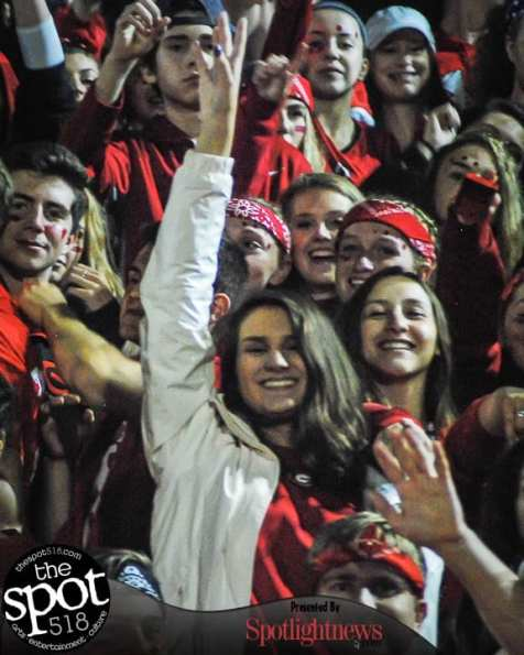 SPOTTED: Guilderland vs. Bethlehem Class AA football playoffs Oct. 21, 2016. Photo by Rob Jonas/Spotlight