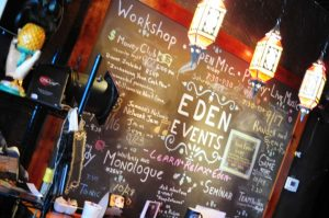 The Eden Cafe. Photo by Michael Hallisey/TheSpot518