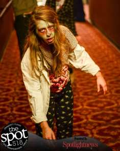 SPOTTED: Zombie Fest at the Madison Theater October 14. (Photo by: James Manning)