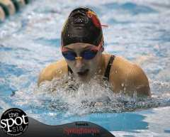 SPOTTED: Section 2 Division 1 Girls Swimming and Diving Championships at Shenendehowa Aquatic Center Nov. 5, 2016. Photo by Diane Deyoe/Special to Spotlight News