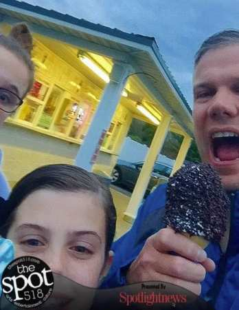 First ice cream of the year! Photo by david_1086 / instagram