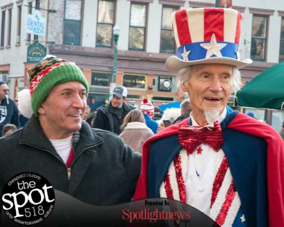 Troy's Victorian Stroll
