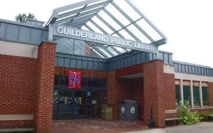 GUILDERLAND LIBRARY: Something for everyone