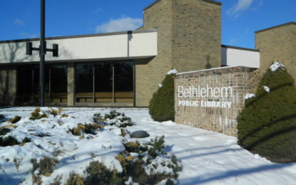 BETHLEHEM LIBRARY: Budget passes; board prez re-elected