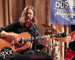 SPOTTED: Dustin Mele Memorial Concert, Troy, March 4